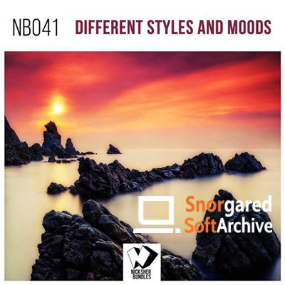 VA - Different Styles and Moods (2018)