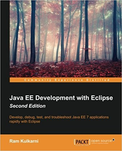 Java EE Development with Eclipse, 2nd Edition (+Code files)