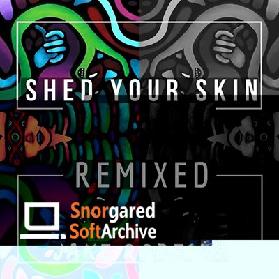 Jake Robertz - Shed Your Skin Remixed (2018)
