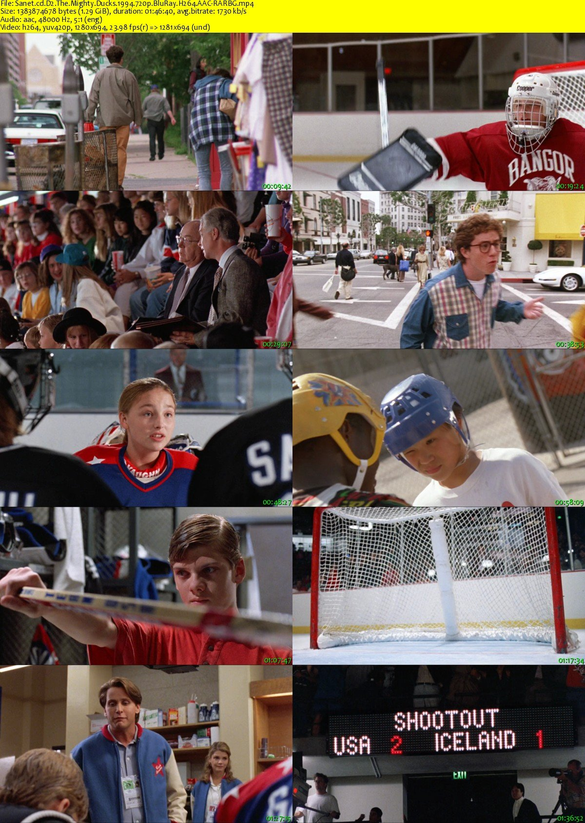 download d2 the mighty ducks 1994 720p bluray h264 aac
