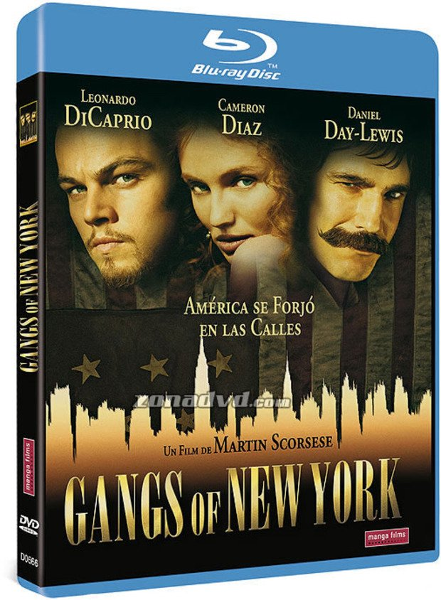 Банды Нью-Йорка / Gangs of New York (2002) BDRip