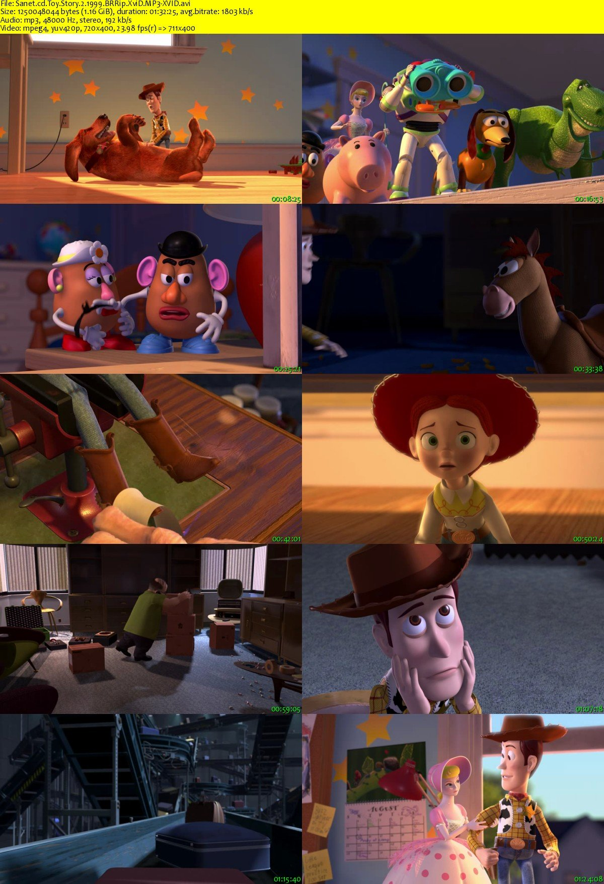Toy Story 4 Trailer 2012 : Download toy story brrip xvid mp softarchive