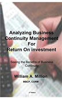 Analyzing Business Continuity for Return on Investment