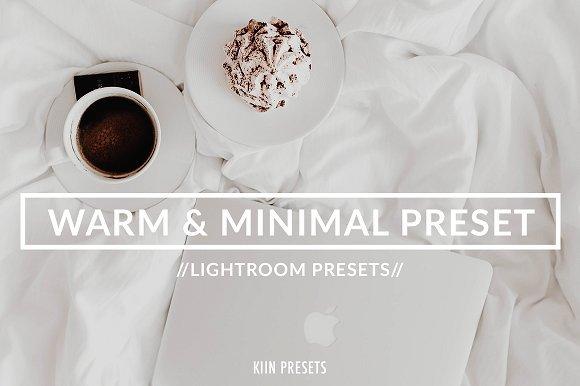 Download Minimal Blogger Lightroom Preset 2246323 - SoftArchive