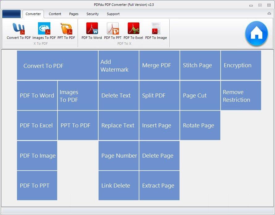 Tcharger - Logiciel PDF gratuit - Windows
