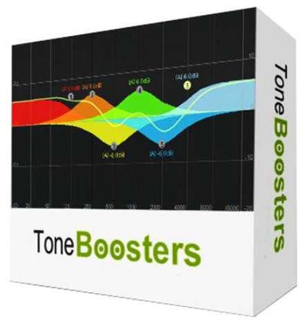 ToneBoosters Plugin Bundle 1.0.9