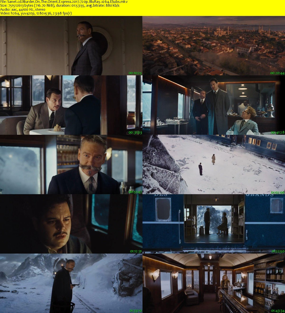 murder on the orient express 2017 download in hindi 720p