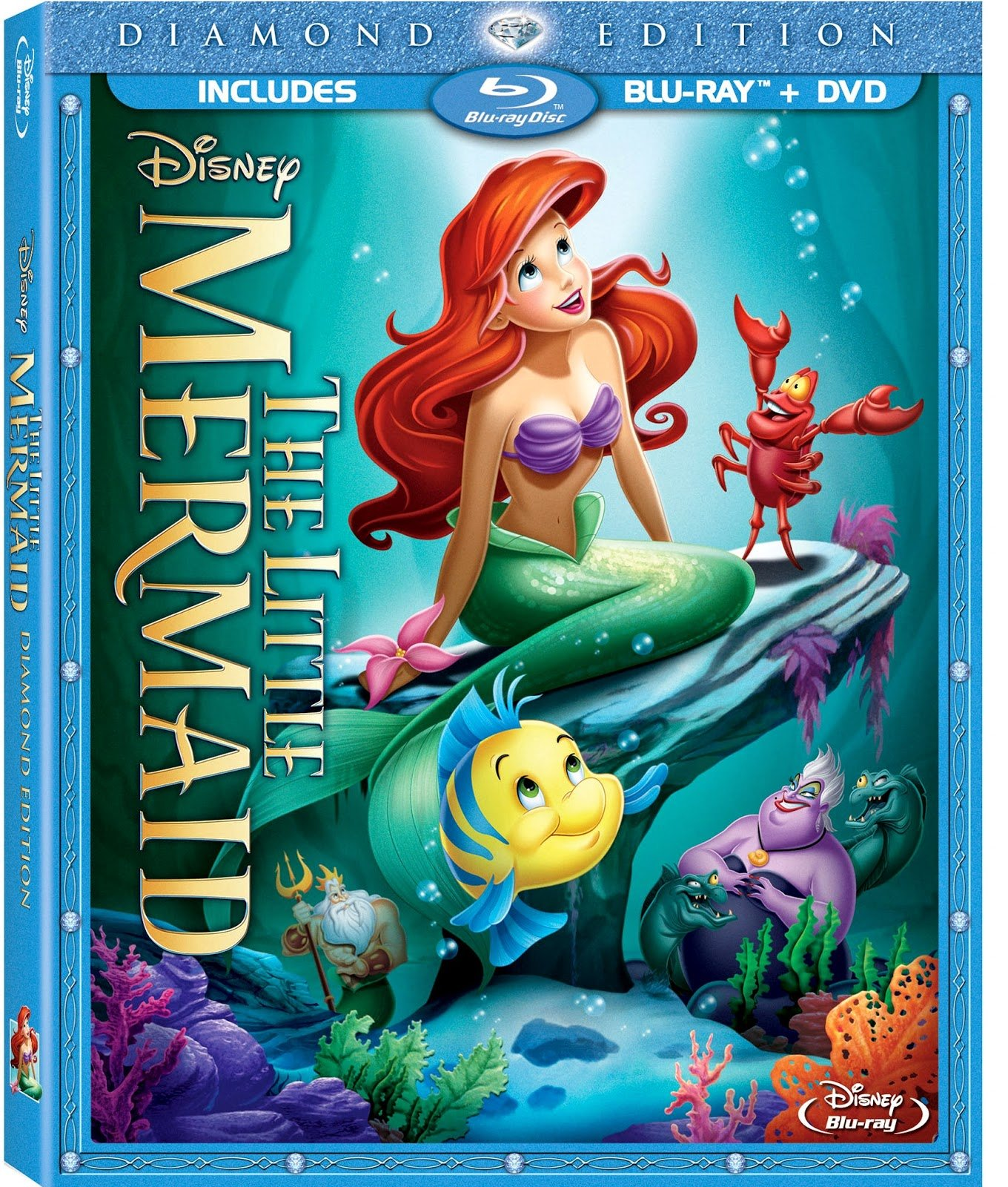 Download The Little Mermaid 1989 1080p BluRay x265 HEVC 10bit AAC