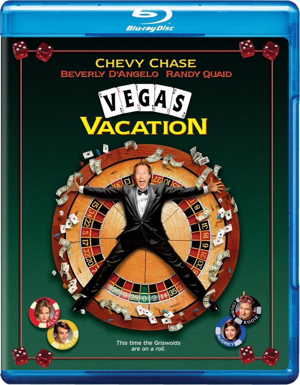 Vegas Vacation 1997: Download National Lampoons Vegas Vacation 1997 BluRay
