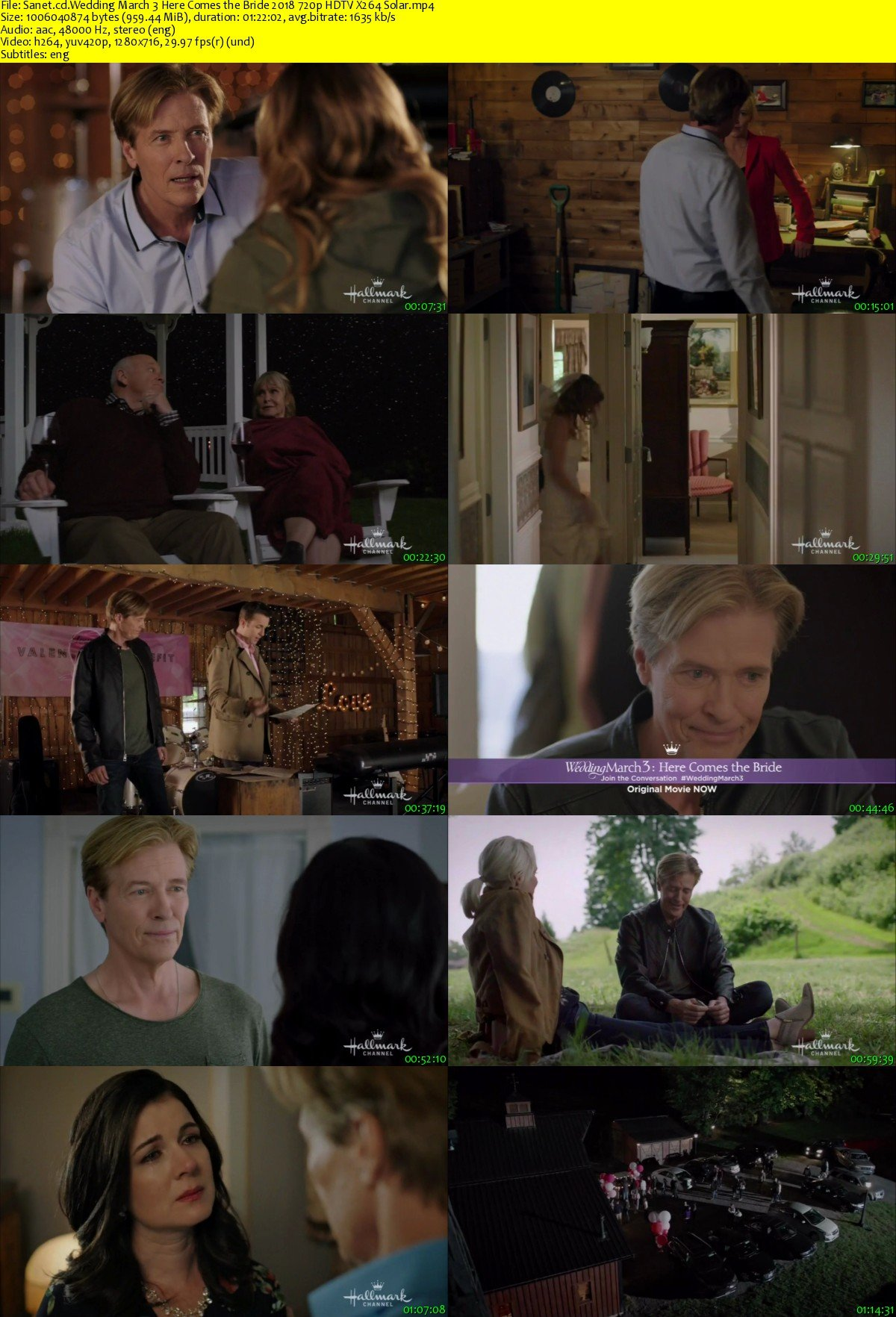 Wedding March 3.Download Wedding March 3 Here Comes The Bride 2018 720p Hdtv