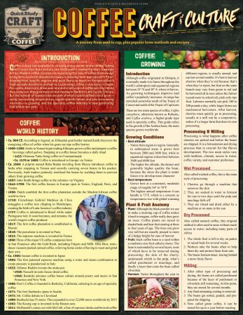 beer craft culture quickstudy laminated reference guide to brewing ingredients styles more