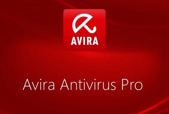 Avira Antivirus Pro 15.0.34.23