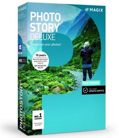 MAGIX Photostory Deluxe 2018 17.1.2.125