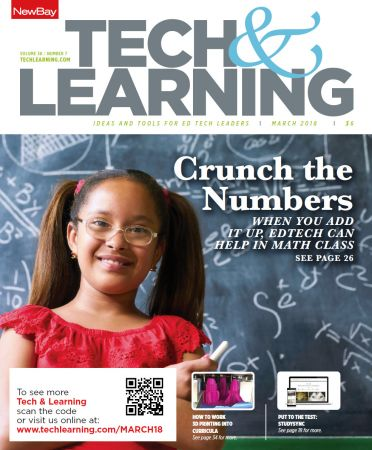 Tech & Learning - March 2018