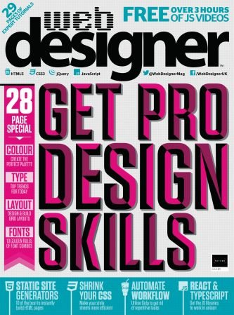 Web Designer UK – Issue 271 2018