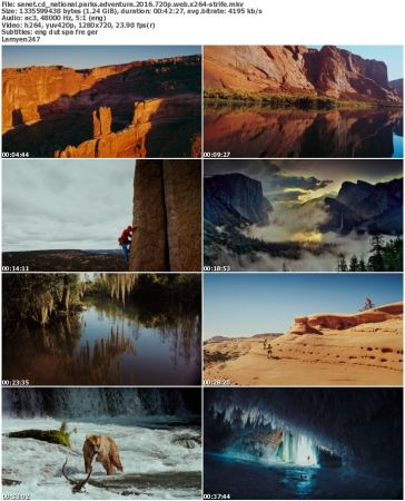 National Parks Adventure 2016 720p WEB x264-STRiFE