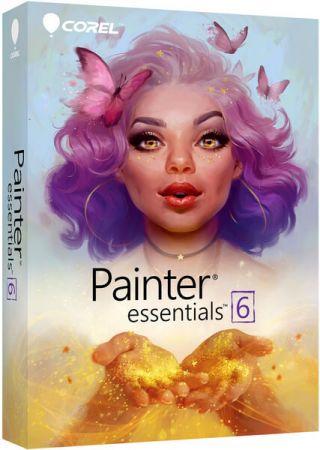 Corel Painter Essentials 6.0.0.167 macOS