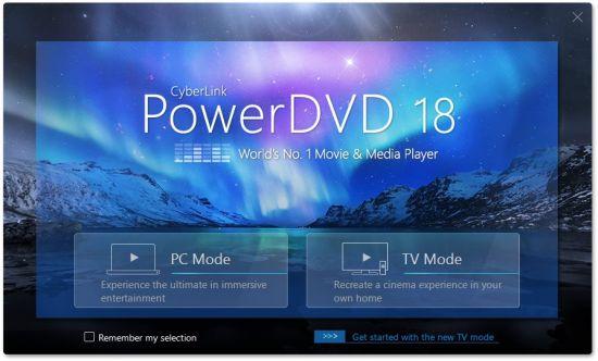 CyberLink PowerDVD Ultra 18.0.1415.62