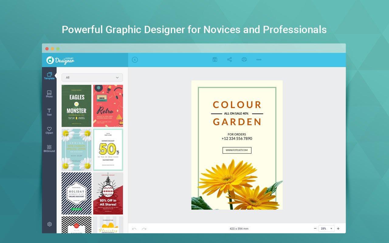 Download FotoJet Designer 1 1 8 macOS - SoftArchive