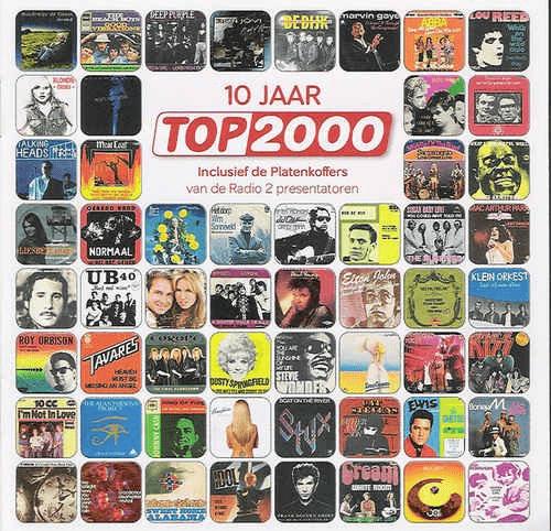 VA - 10 Jaar Top 2000 (10CD Box Set) (2008)