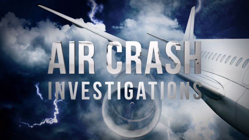 Air crash investigation s18e09 deadly go round (china airlines.