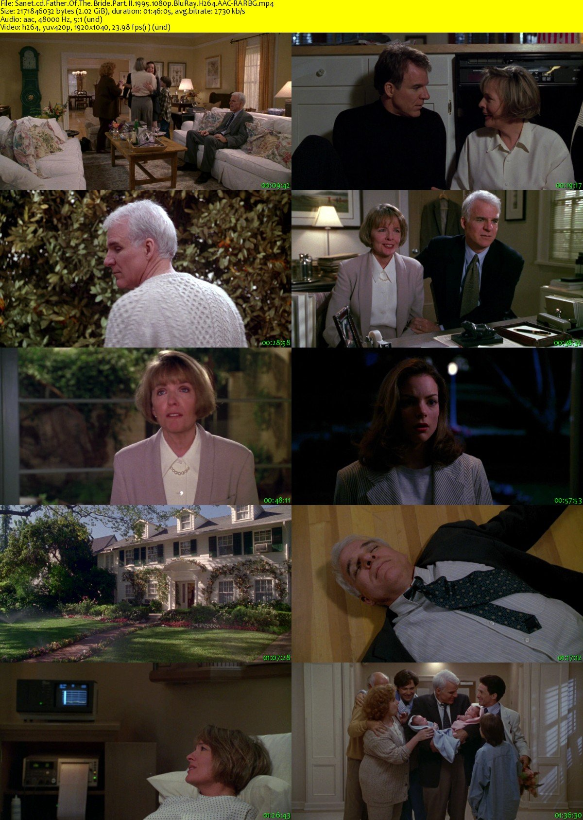 download father of the bride part ii 1995 1080p bluray