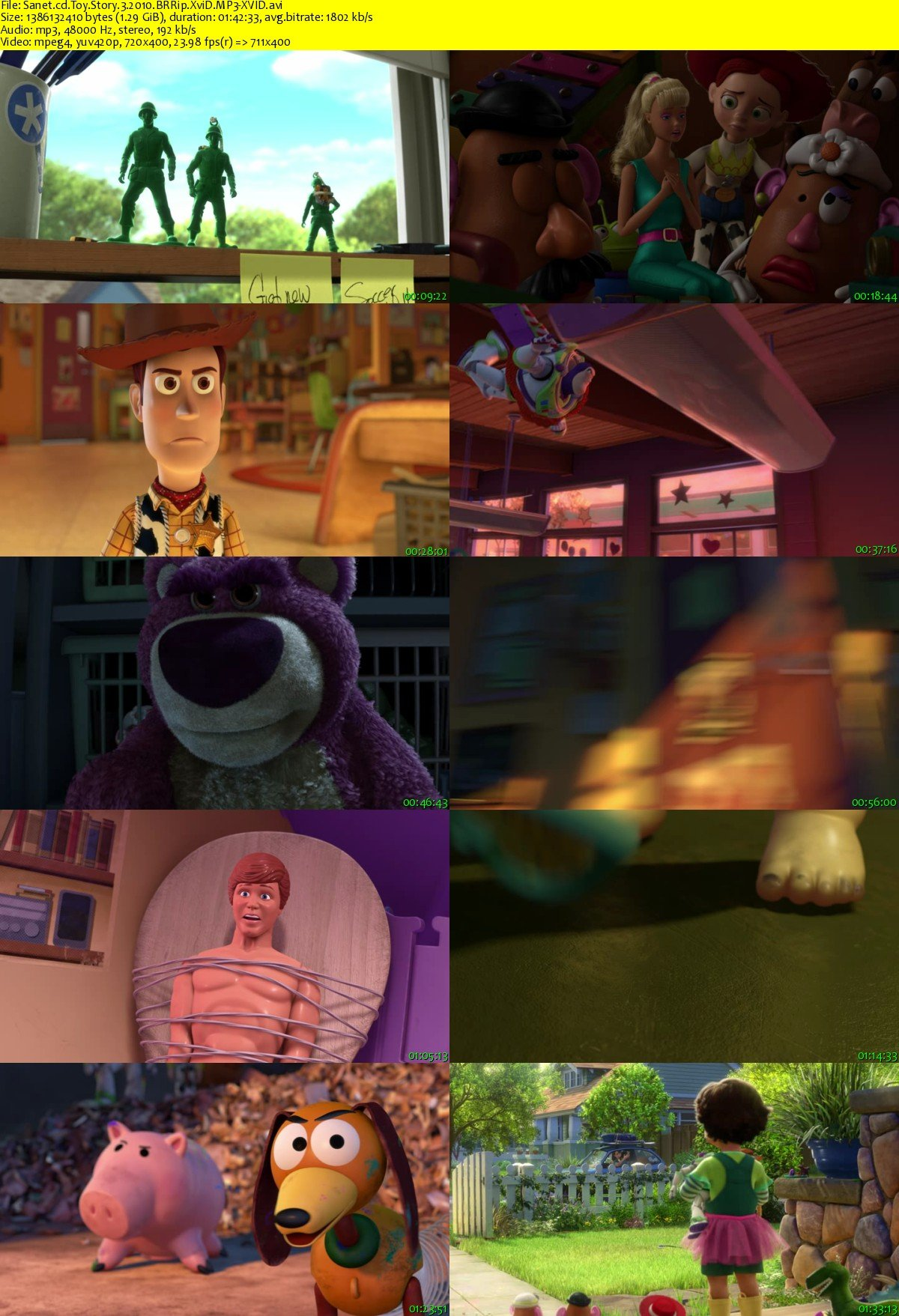 Toy Story 4 Trailer 2012 : Download toy story br rip xvid mp softarchive