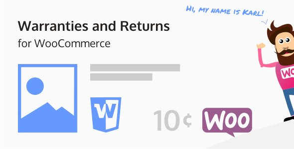 CodeCanyon - Warranties and Returns for WooCommerce v4.0.1