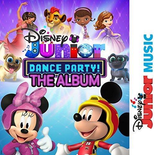 VA - Disney Junior Music Dance Party! The Album (2018) MP3/FLAC