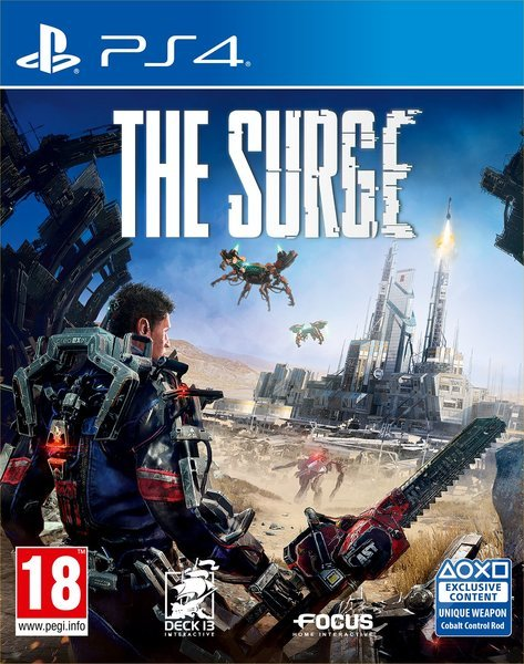 Download The Surge PS4-DUPLEX - SoftArchive