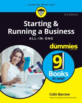 Liz Barclay, Colin Barrow – Starting and Running a Business All-in-One For Dummies, 3rd Edition
