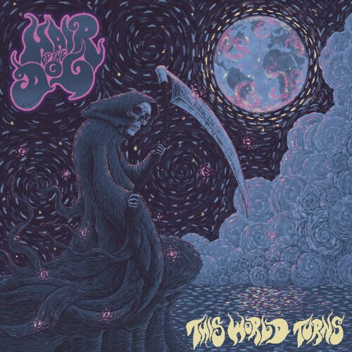 Hair of the Dog - This World Turns (2017) [CD-FLAC]