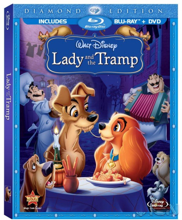 lady and the tramp 1080p download