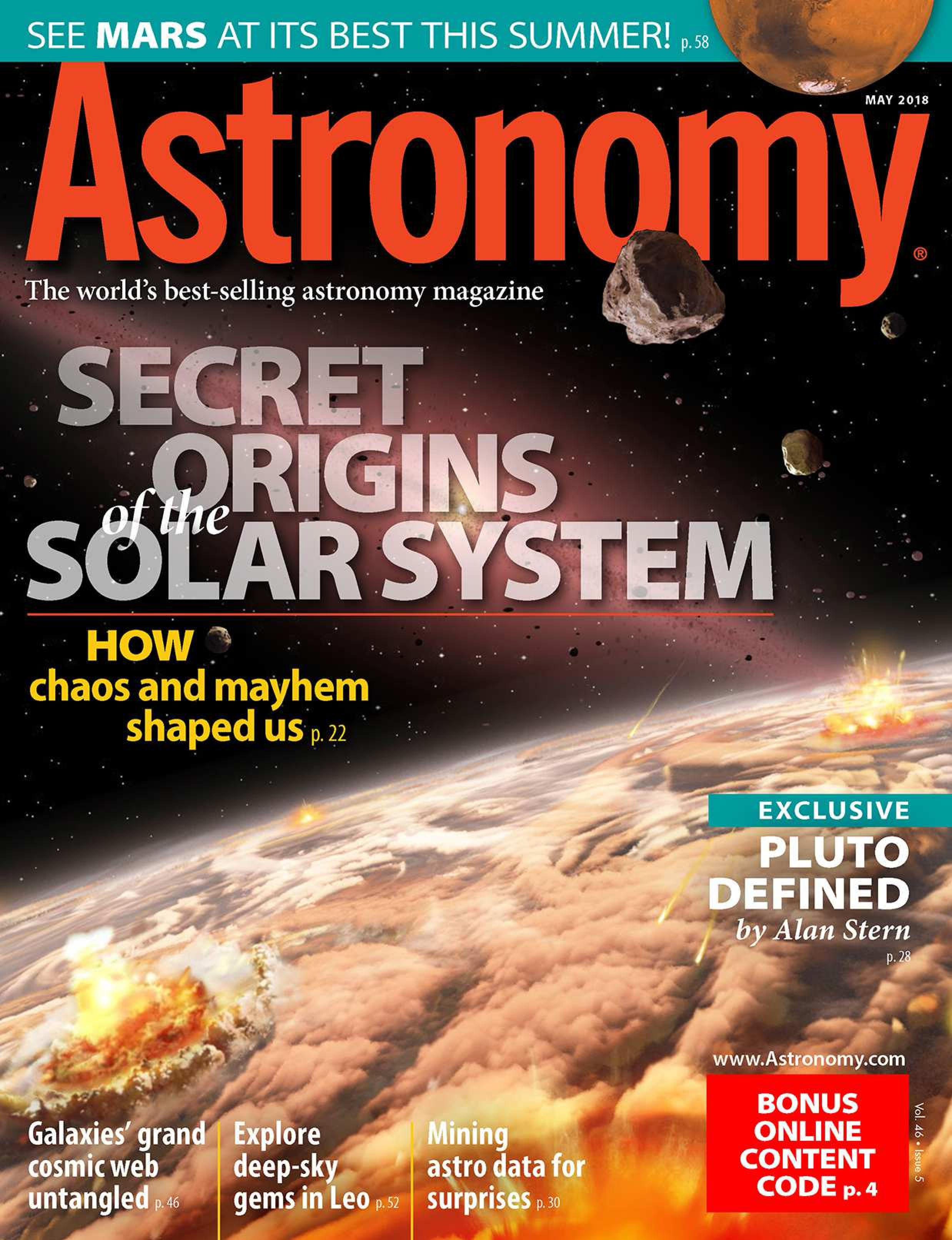 astronomy magazine for kids - HD1658×2160
