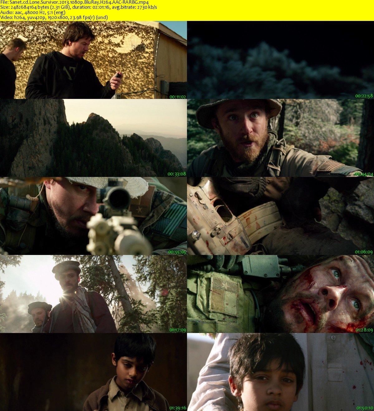 Download Lone Survivor 2013 1080p BluRay H264 AAC-RARBG