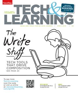 Tech & Learning - April 2018