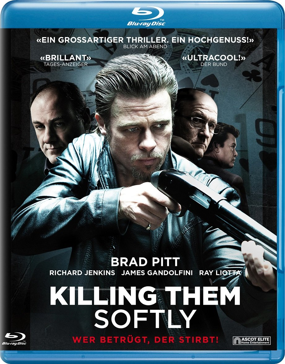Killing Them Softly 2012 Dual Audio Hindi 480p BluRay