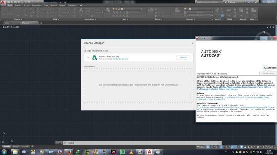 Autodesk AutoCAD + AutoCAD LT 2019