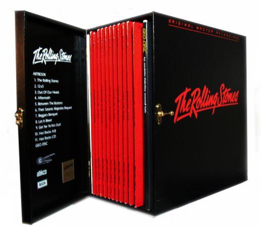 The Rolling Stones - Original Master Recordings Box Set (1964-1972), FLAC, Lossless [24-96]