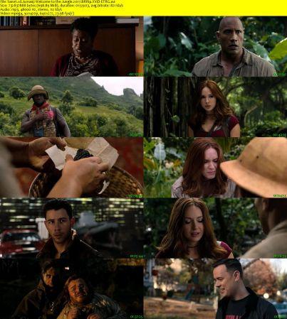 Jumanji: Welcome to the Jungle (2017) Full Movie Online