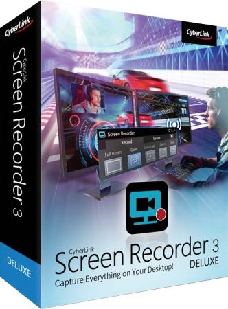 CyberLink Screen Recorder Deluxe 3.0.0.2774