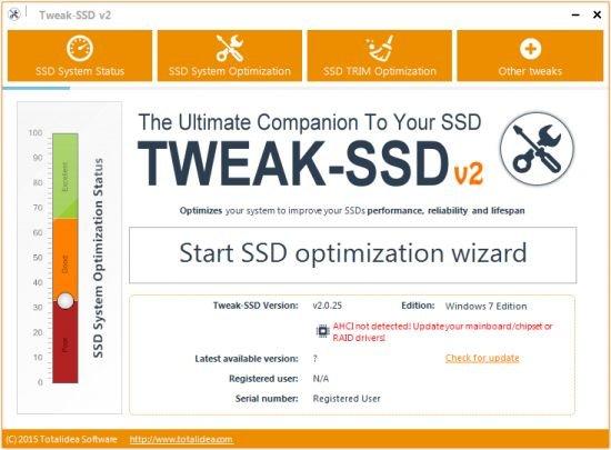 Tweak-SSD 2.0.25.0