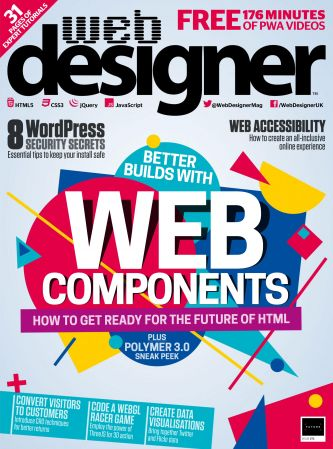 Web Designer UK – Issue 272