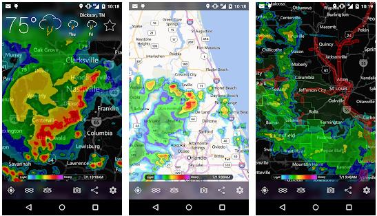 Download MyRadar Weather Radar v7 0 12 [Pro] - SoftArchive