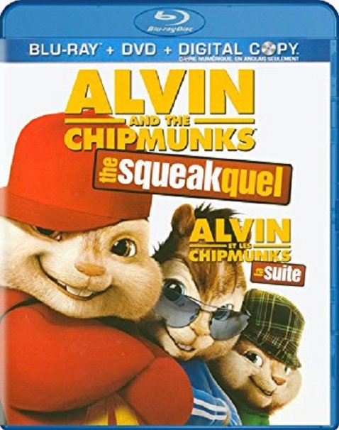 download alvin and the chipmunks the squeakquel 2009