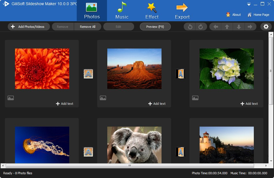 GiliSoft SlideShow Maker 11.1.0 [Crea videos con imagenes] [Ingles] [UL.IO] JGMMQ35m8bsHdE6uUiTmKtNEtPumee5Y