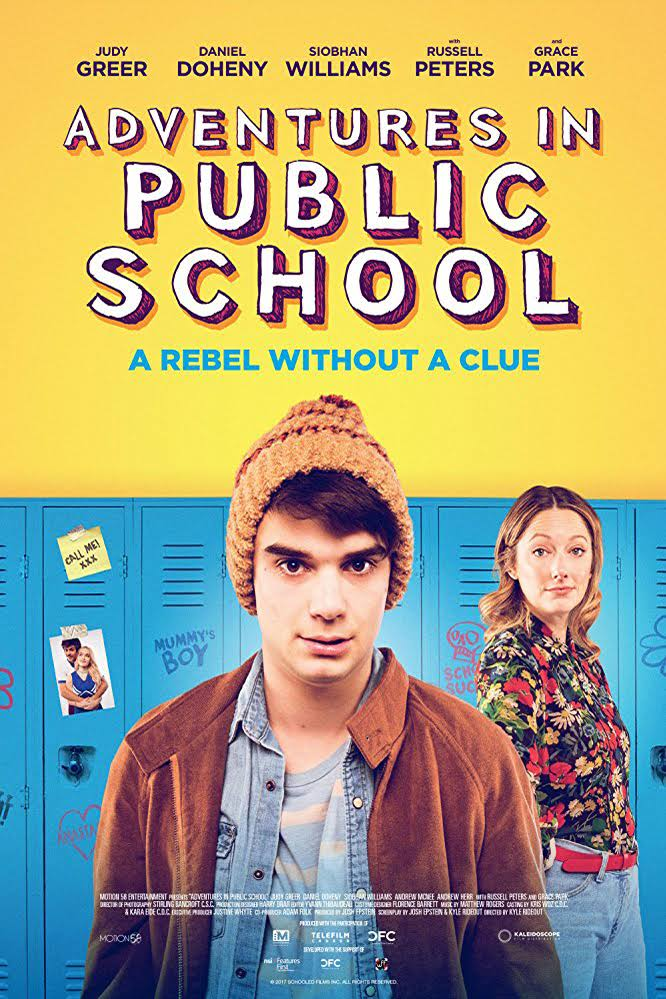 Download Adventures In Public School 2017 HDRip XviD AC3-EVO