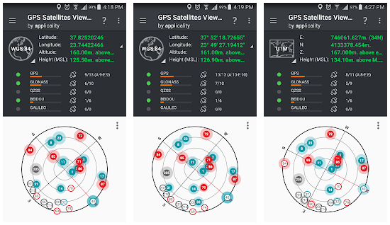 Download GPS Satellites Viewer v2 2 1 [Premium] - SoftArchive