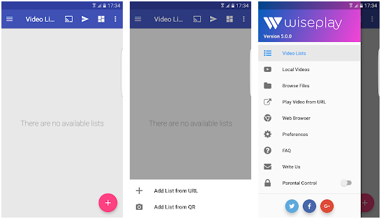 Download Wiseplay v5 7 5 [Premium] - SoftArchive
