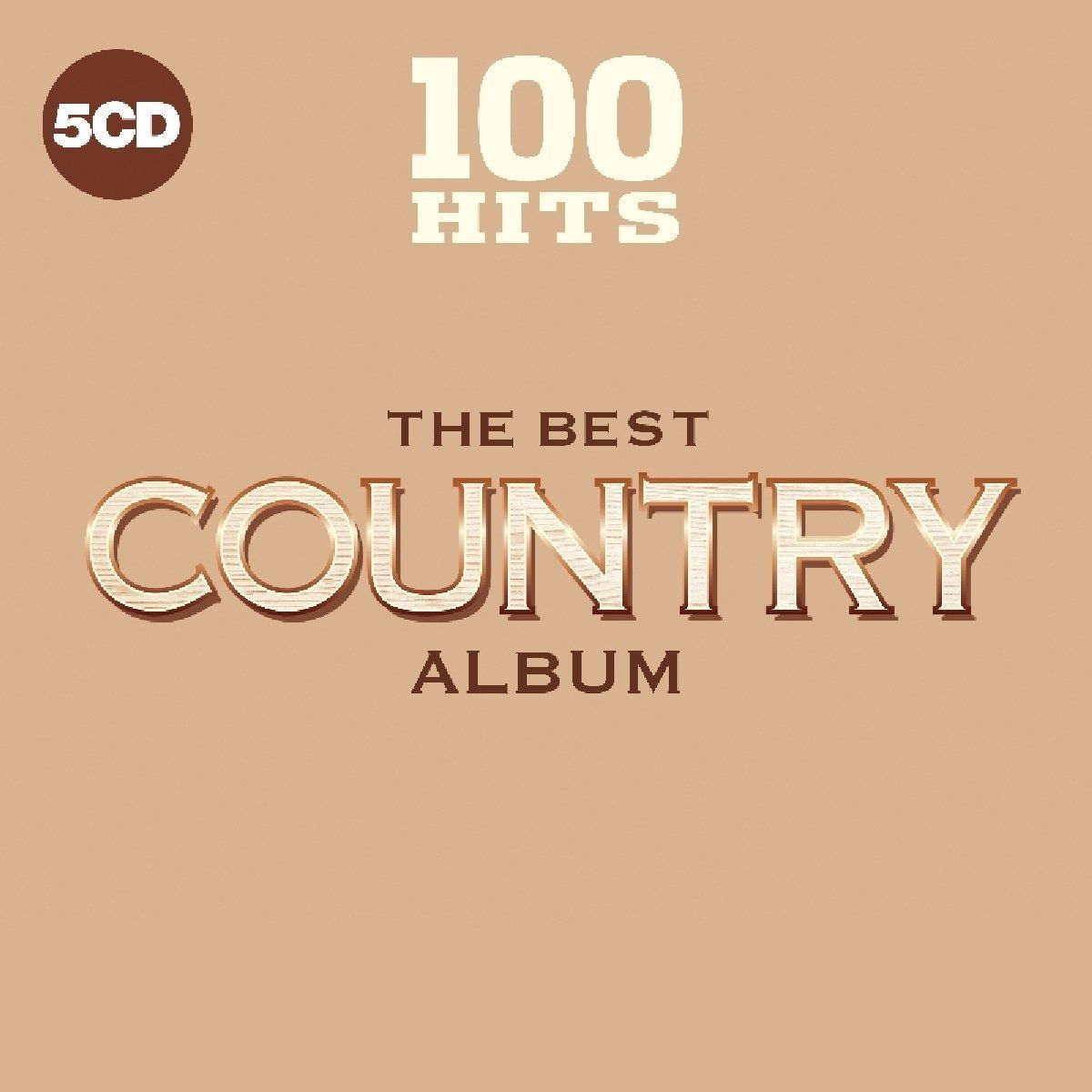 Download VA - 100 Hits: The Best Country Album (5CD, 2018) MP3 ...